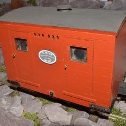 Ffestiniog Quarrymen's Coach Type 2b