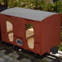 Ffestiniog Quarrymen's Coach Type 1b