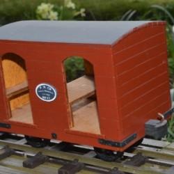 Ffestiniog Quarrymen's Coach Type 2a