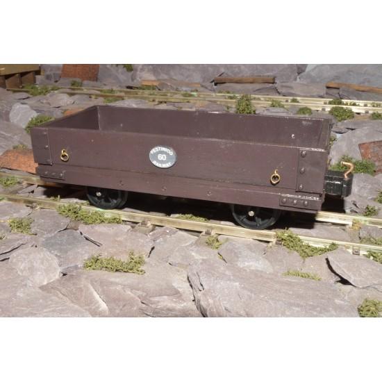 Ffestiniog Wagon No. 60