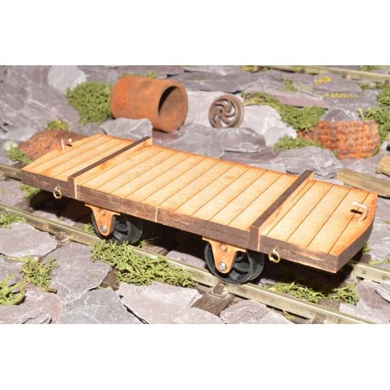 Slab Wagon