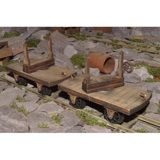 Bolster Wagons