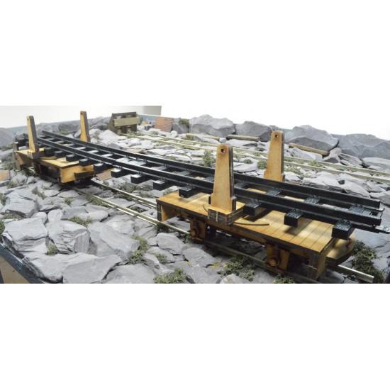 Large Bolster Wagons