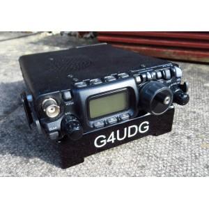 FT-817 Radio Stand