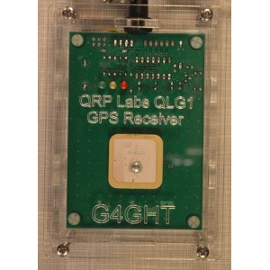 Case for QRP Labs QLG1 GPS Receiver