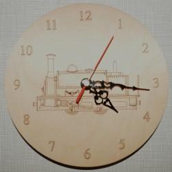 Quarry Hunslet Clock