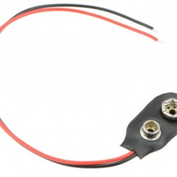 PP3 Battery Connector