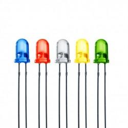 Standard LEDs 3mm Dia.
