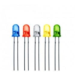Standard LEDs 5mm Dia.